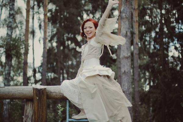 Свадебное платье (Фото 6)