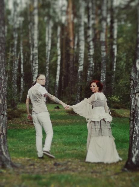 Свадебное платье (Фото 7)