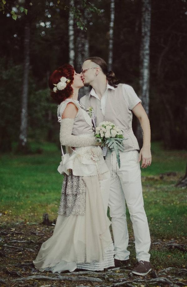 Свадебное платье (Фото 3)