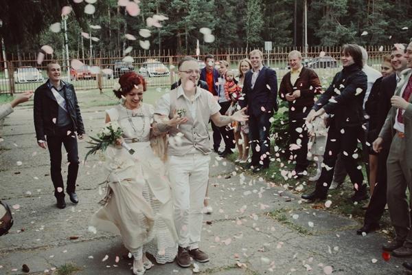 Свадебное платье (Фото 5)