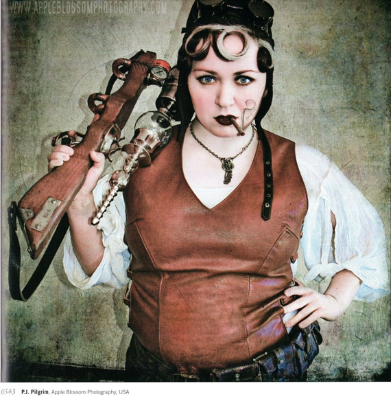 1000 steampunk creations (Фото 12)