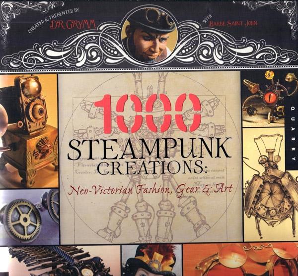 1000 steampunk creations