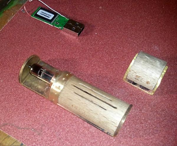 Моя первая флешка или подарок радиолюбителю (Фото 14)