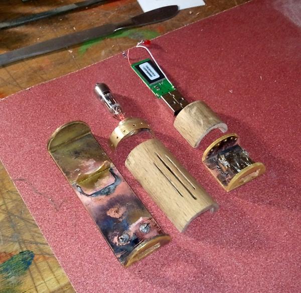 Моя первая флешка или подарок радиолюбителю (Фото 13)
