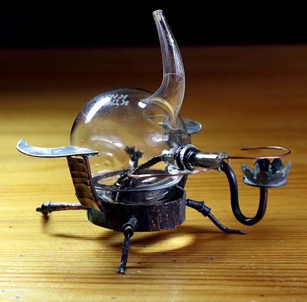 Лампа алхимика-панка (Фото 3)