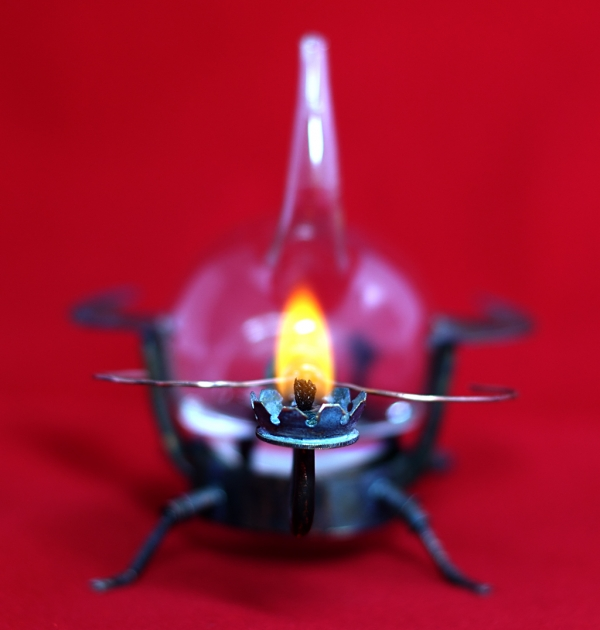 Лампа алхимика-панка