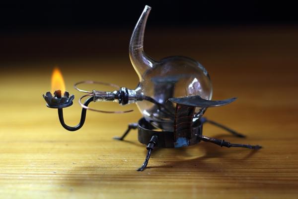 Лампа алхимика-панка (Фото 2)