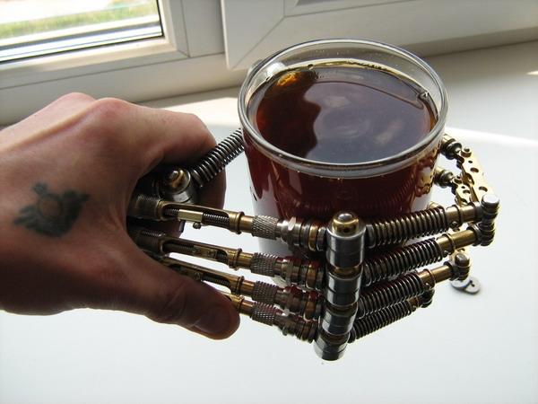 Останки киборга (пальцы + кисть) (Фото 54)
