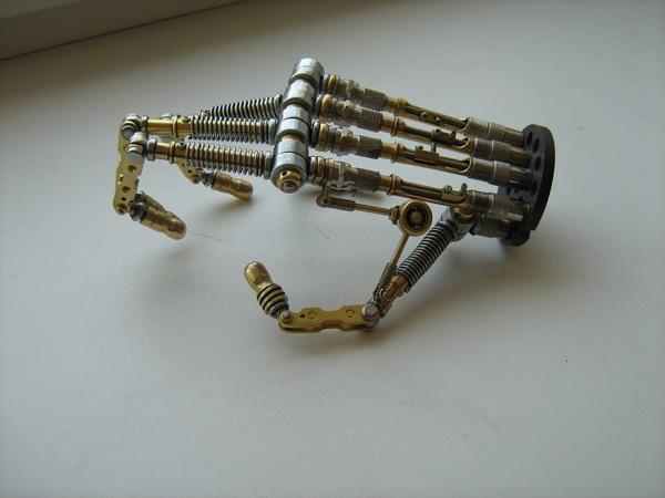 Останки киборга (пальцы + кисть) (Фото 65)