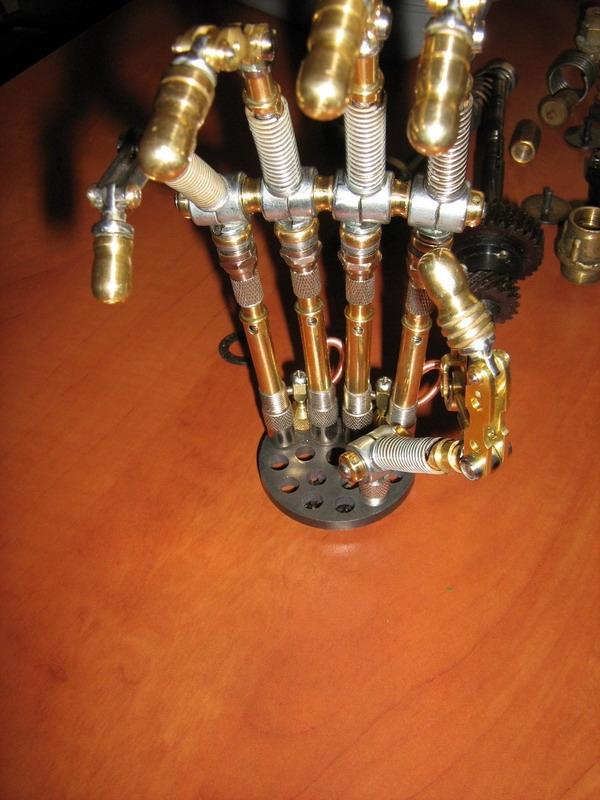 Останки киборга (пальцы + кисть) (Фото 69)