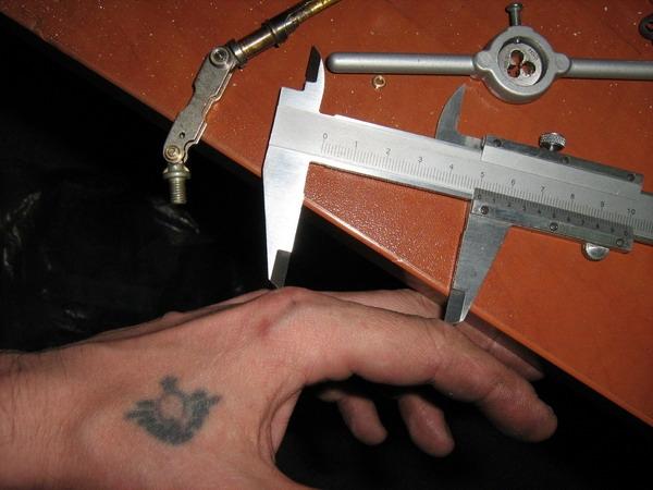 Останки киборга (пальцы + кисть) (Фото 6)