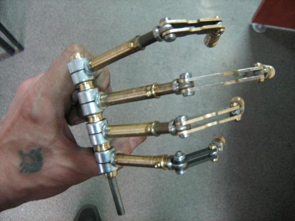 Останки киборга (пальцы + кисть) (Фото 33)