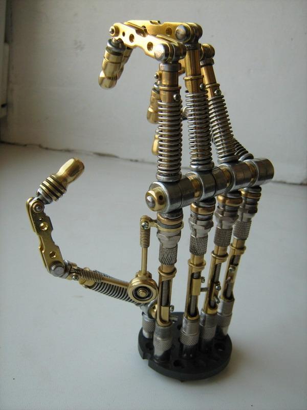 Останки киборга (пальцы + кисть) (Фото 64)