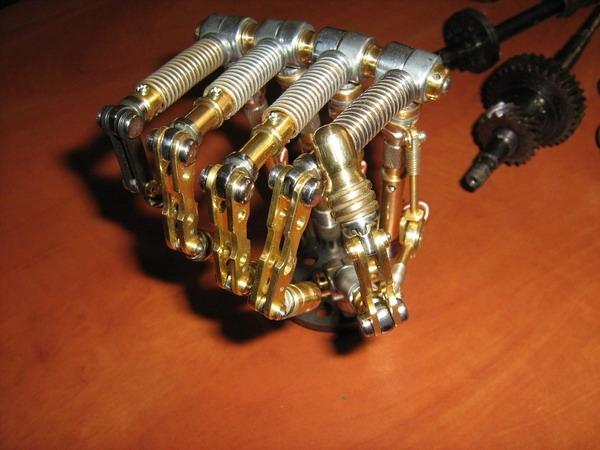 Останки киборга (пальцы + кисть) (Фото 68)