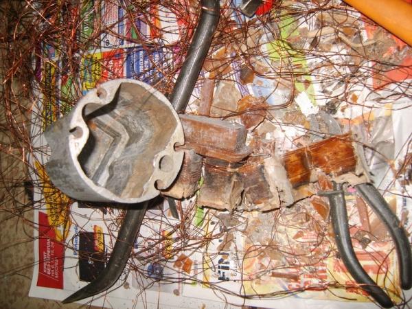 Останки киборга (предплечье) (Фото 3)