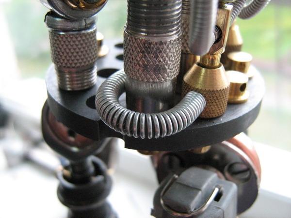 Останки киборга -основание (подставка) (Фото 69)