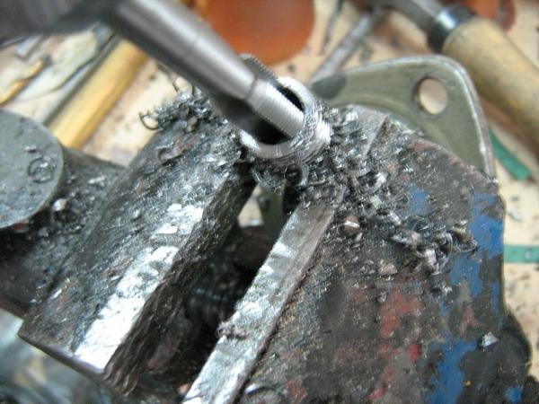 Останки киборга -основание (подставка) (Фото 25)
