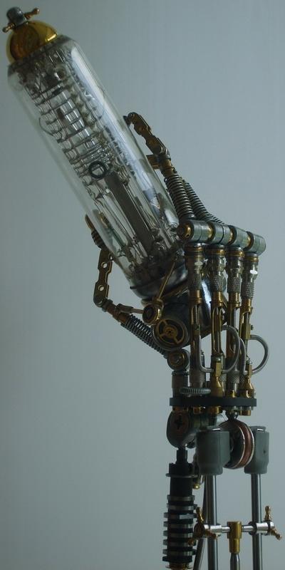 Останки киборга- (светильник +финал) (Фото 53)