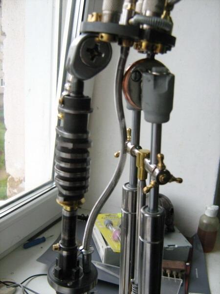 Останки киборга -основание (подставка) (Фото 73)