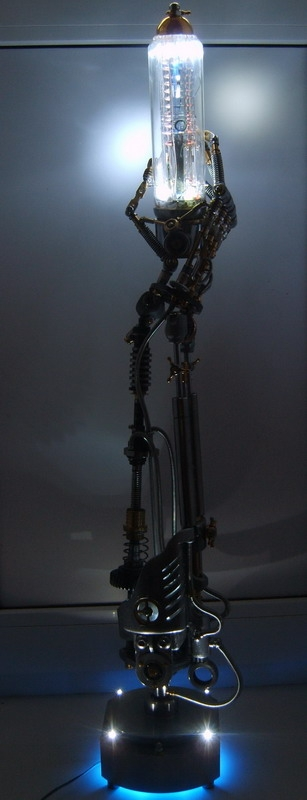 Останки киборга- (светильник +финал) (Фото 68)