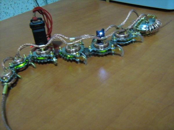 Steamorg Scolopendra (финал) (Фото 52)