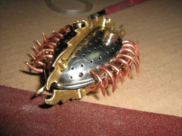 Steamorg Scolopendra (Фото 101)