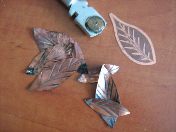 Цветок из металла (ворк) (Фото 29)