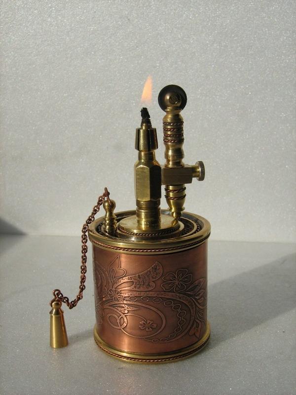Зажигалка для джентльмена... (Фото 21)