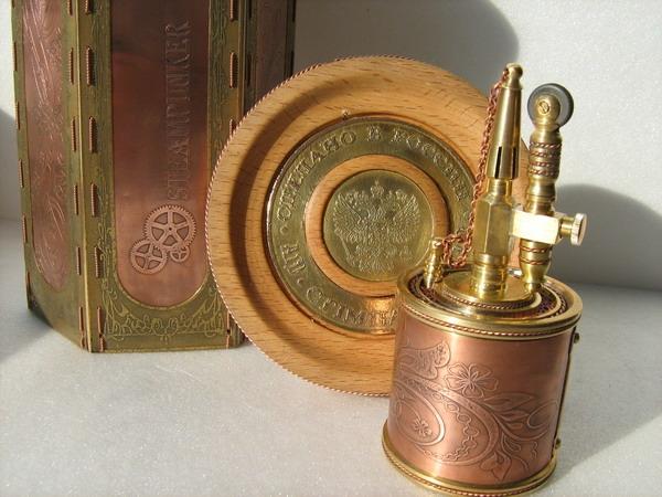 Зажигалка для джентльмена....(ворк)