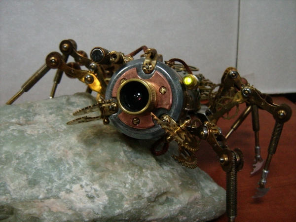 Steamorg Arachnid (веб камера) (Фото 16)