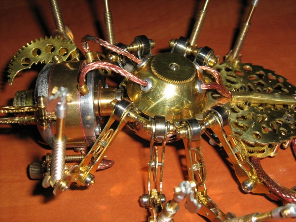 Steamorg Arachnid (веб камера) (Фото 8)