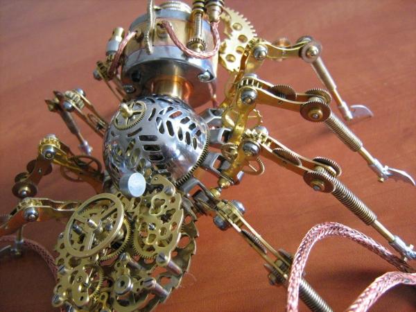 Steamorg Arachnid (веб камера) (Фото 29)