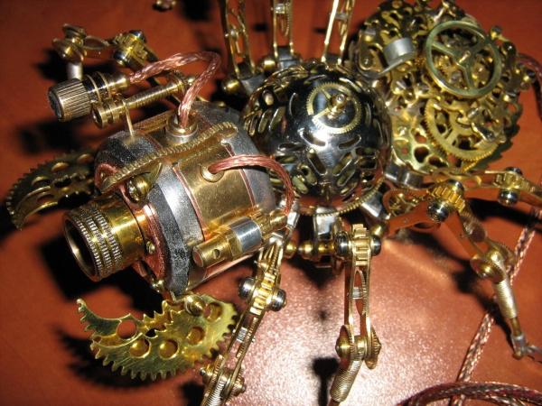 Steamorg Arachnid (веб камера) (Фото 15)