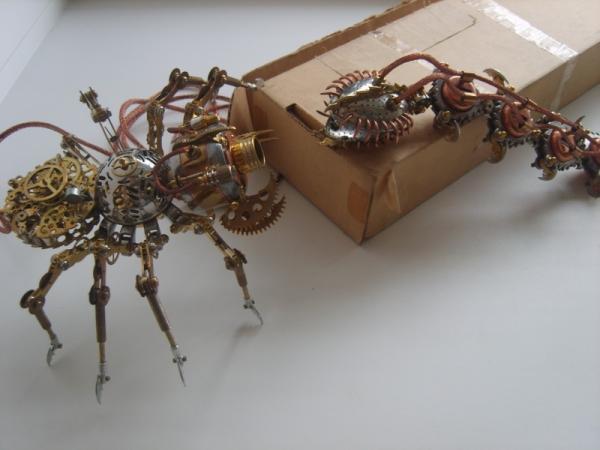 Steamorg Arachnid (веб камера) (Фото 23)