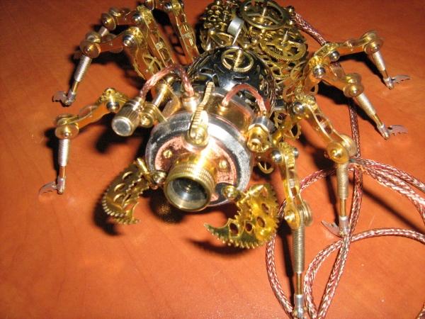 Steamorg Arachnid (веб камера) (Фото 13)