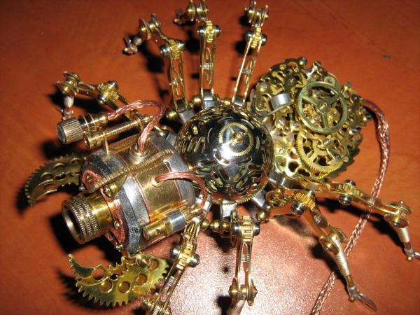 Steamorg Arachnid (веб камера) (Фото 14)