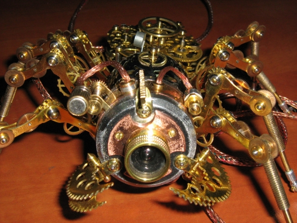 Steamorg Arachnid (веб камера) (Фото 6)