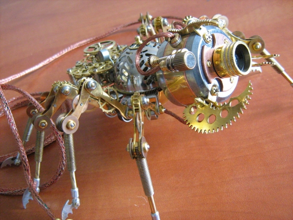 Steamorg Arachnid (веб камера) (Фото 31)
