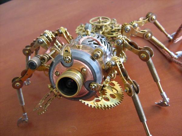 Steamorg Arachnid (веб камера) (Фото 24)