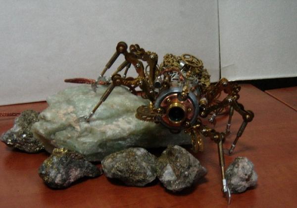 Steamorg Arachnid (веб камера)