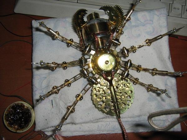 Steamorg Arachnid (ворк) (Фото 79)