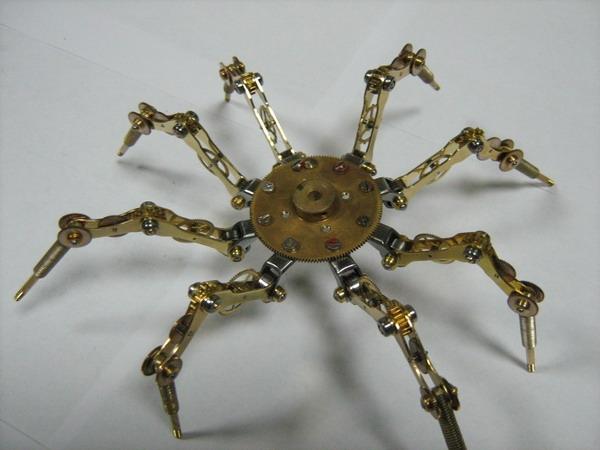 Steamorg Arachnid (ворк) (Фото 12)