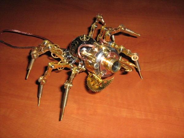 Steamorg Arachnid (ворк) (Фото 67)