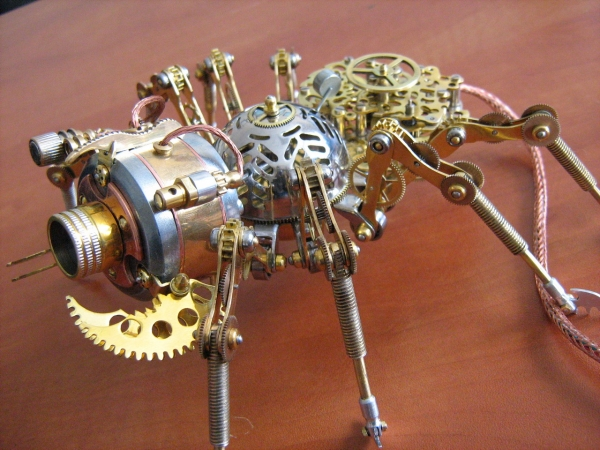 Steamorg Arachnid (ворк)