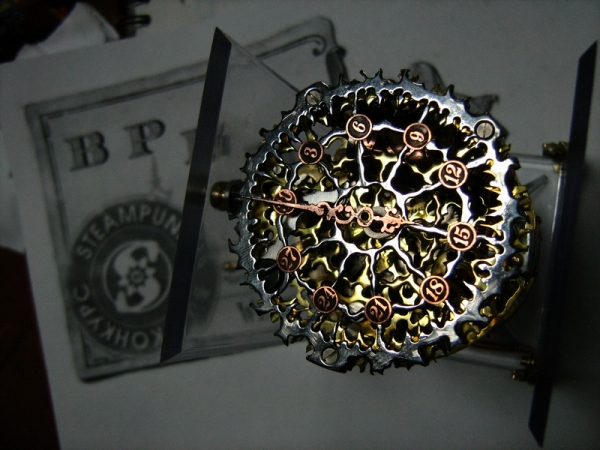 "вне времени . Работа на конкурс ""Время"".(добавил фото днём + логотип) (Фото 65)"
