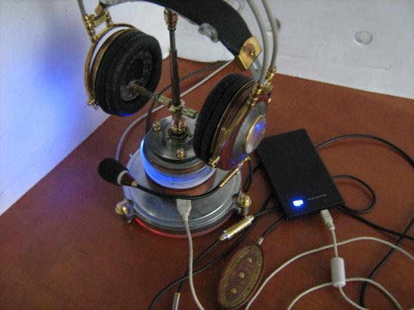 Гарнитура USB 5.1 (моддинг) + видео (Фото 46)