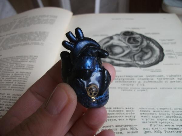 Налепила.Безделушки из полимерной глины (Фото 2)