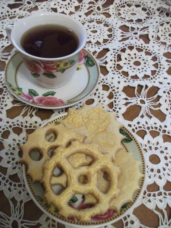 Приятного чаепития.