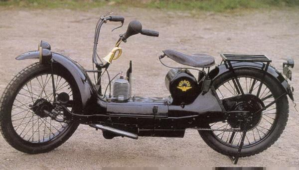 Стимпанк, мотоциклы и мотоколяски (Фото 8)