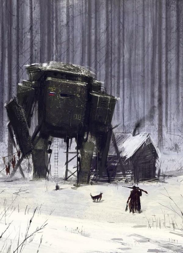 Картины Якуба Розальского